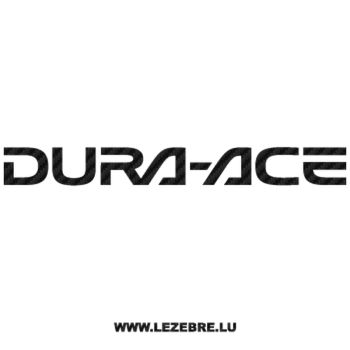 Sticker Carbone Shimano Dura-Ace