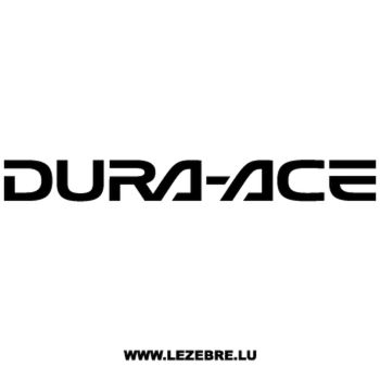 Sticker Shimano Dura-Ace