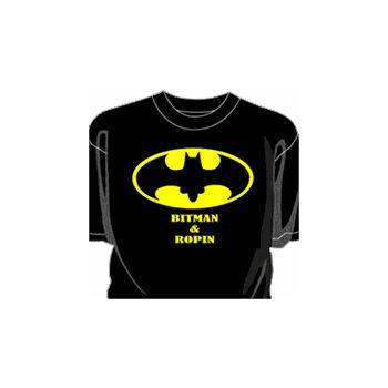 Sweat-Shirt Bitman & Robin