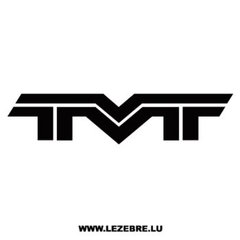 Sticker TVT Logo