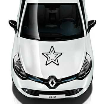 Star Renault Decal 8
