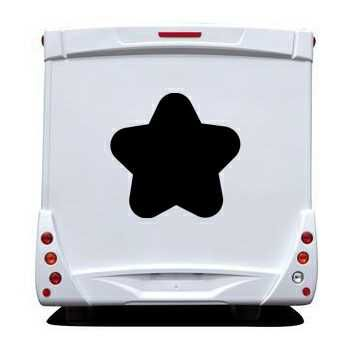 Star Camping Car Decal 12