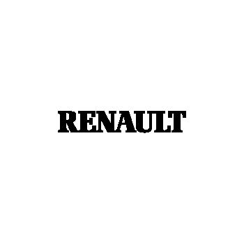 Renault Decal sport type