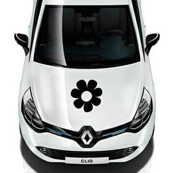 Flower Renault Decal 4