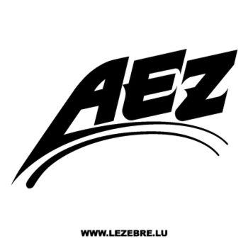 AEZ Logo Decal