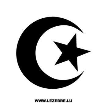 Sticker Algeria