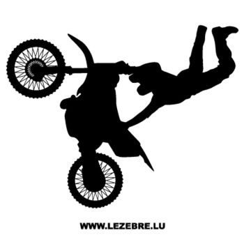 Motocross Decal