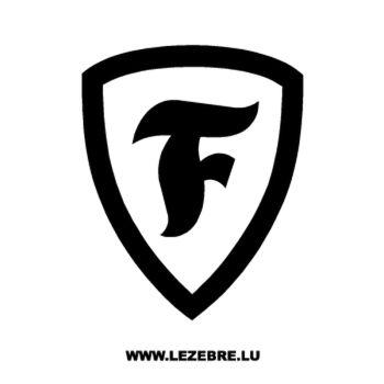 Firestone Logo Decal 2