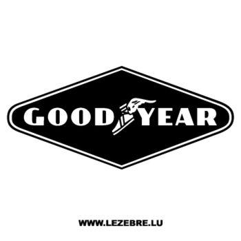 GoodYear Logo Decal 5