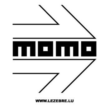 Sticker Momo