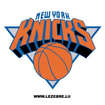 Sticker New York Knicks Logo