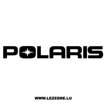 Polaris Logo Decal