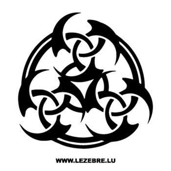 Sticker Tribal 12