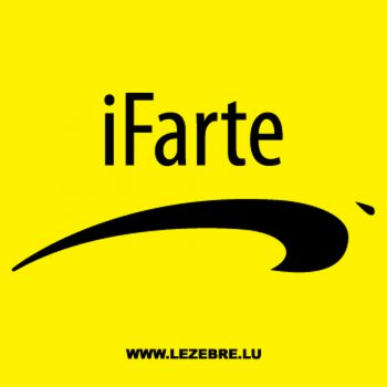 Tee shirt iFarte