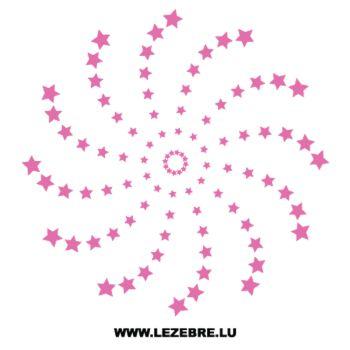 kit stickers Cercle d'Étoiles 2