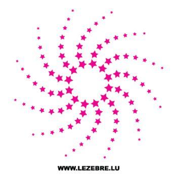 kit stickers Cercle d'Étoiles 3