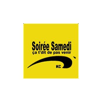 Sweat-Shirt Brice de Nice Soirée Samedi