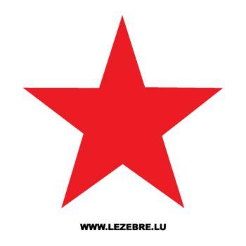 Sticker Déco Étoile 5