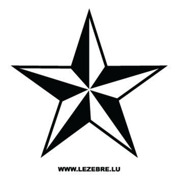 Sticker Déco Étoile 7