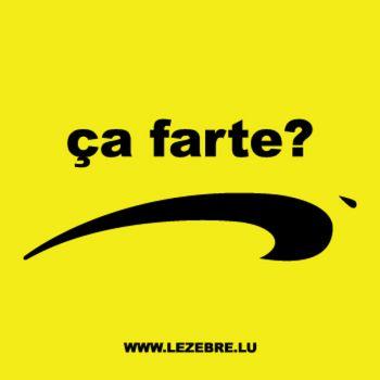 tee shirt Brice de Nice Ca farte?
