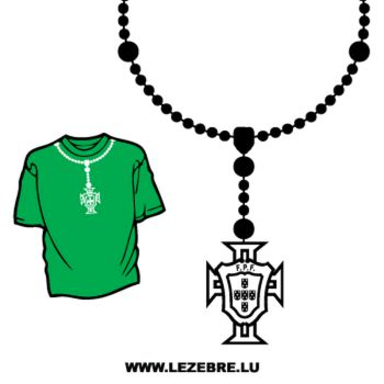 T-Shirt Chapelet Portugal