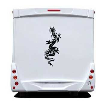 Dragon Camping Car Decal 12