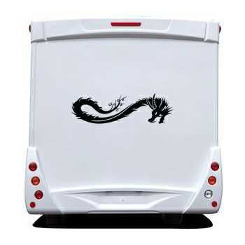 Dragon Camping Car Decal 13