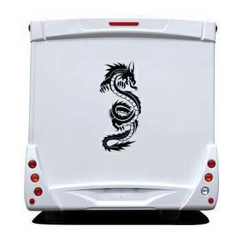 Dragon Ball Camping Car Decal 20
