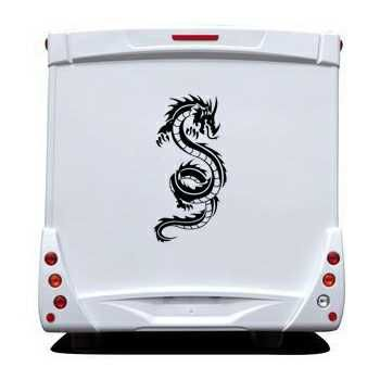 Dragon Ball Z Camping Car Decal 22