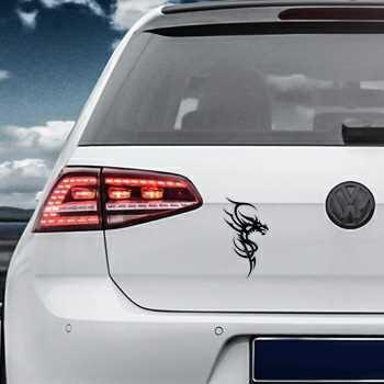 Sticker VW Golf Dragon Tribal 30