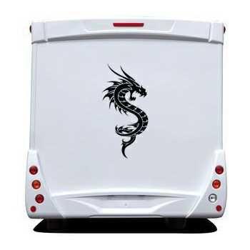 Dragon Camping Car Decal 32