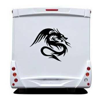 Sticker Camping Car Dragon 34