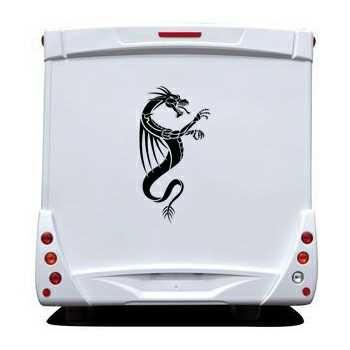 Sticker Camping Car Dragon 38