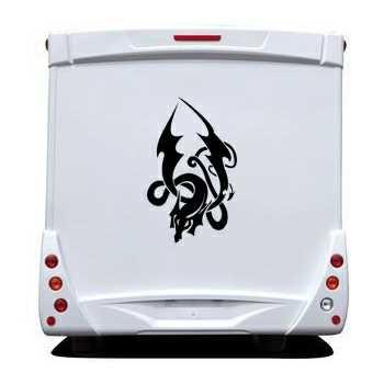 Sticker Camping Car Dragon 48