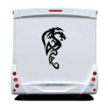 Sticker Camping Car Dragon 54