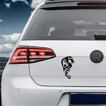 Dragon Volkswagen MK Golf Decal 54