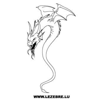 Sticker Dragon 21