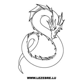 Sticker Dragon 31