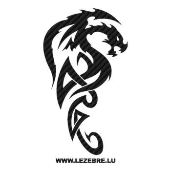 Dragon Carbon Decal 54