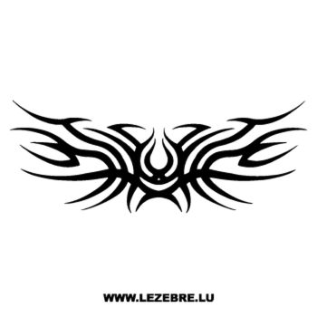 Sticker Tribal 20