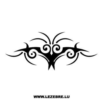 Sticker Tribal 25