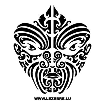 Sticker Tribal Maori