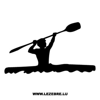 Sticker Canoe-Kayak 3