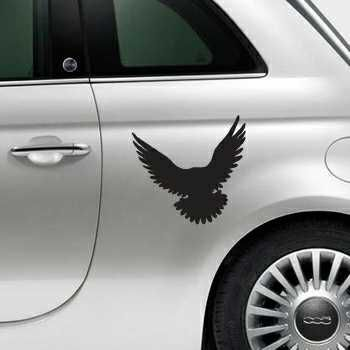 Eagle Fiat 500 Decal