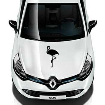 Flamingo Renault Decal