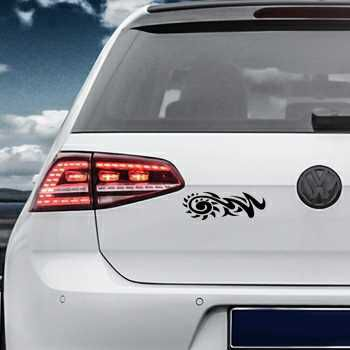 Tribal Tuning Volkswagen MK Golf Decal 2