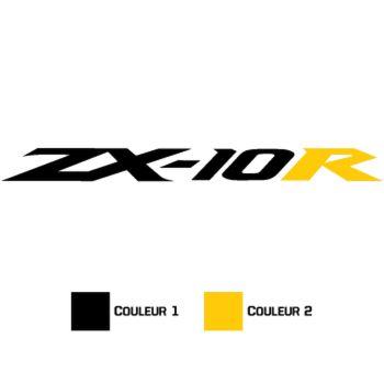 Kawasaki ZX 10R Decal