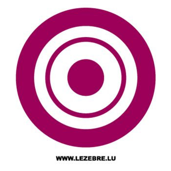 Sticker Deco Cercles
