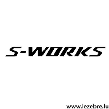 S-works Decal