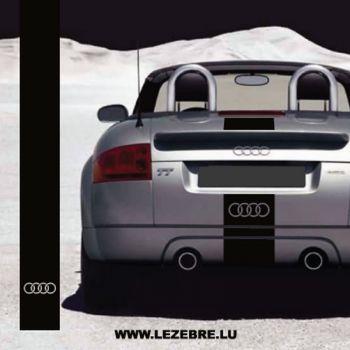 Sticker Bande Audi
